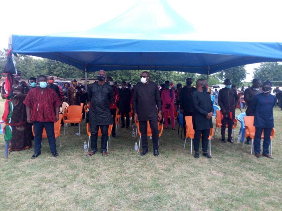 Volta Regional NDC Executives